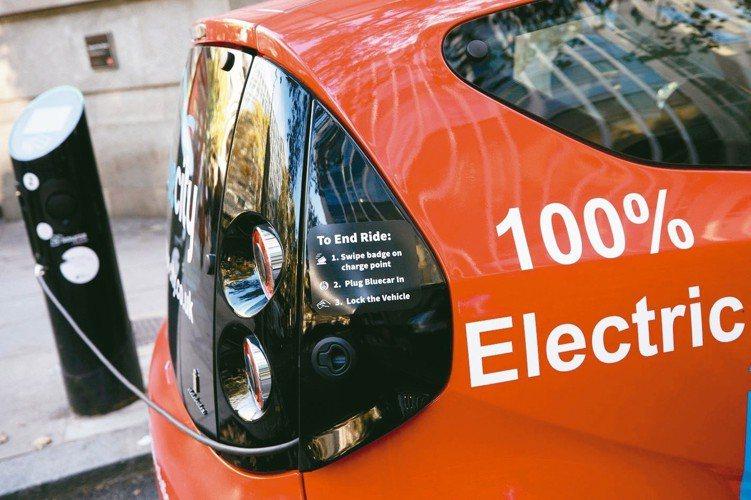 法人認為,全球新能源車有望在2020年進入新一輪增長期。 路透