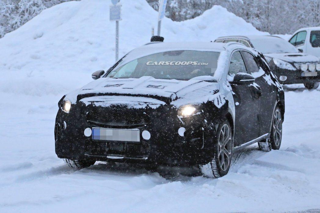 全新Kia XCeed可能會於日內瓦車展發表。 摘自Carscoops