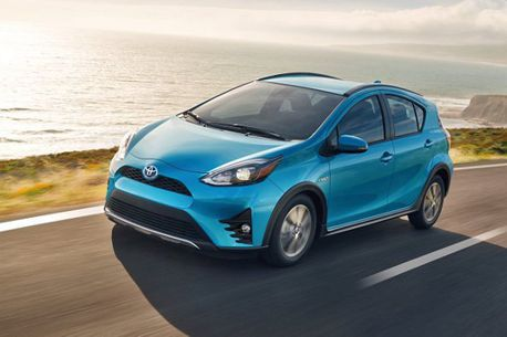 Toyota Prius C將退出美國銷售陣容!原因竟是Corolla Hybrid太省油?