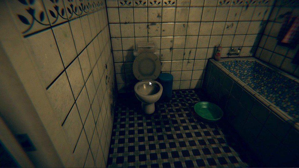 這樣的廁所場景,肯定勾起許多玩家的童年回憶。