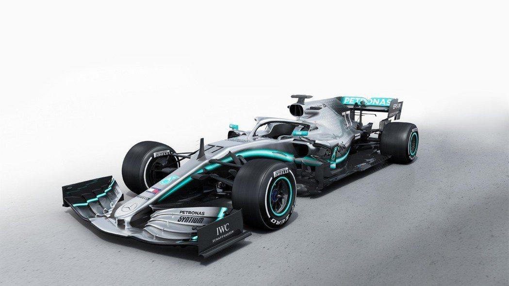 今年賽季Mercedes車隊能否能達成6連霸呢? 摘自Mercedes
