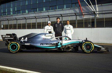 維持F1霸業!Mercedes-AMG車隊發表2019年度新車「W10 EQ Power+」