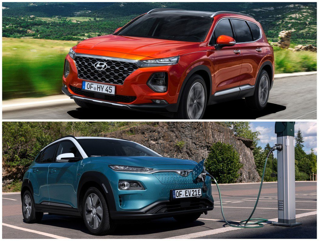 Hyundai去年在日內瓦車展上,正式發表歐規新世代Santa Fe,與純電休旅...