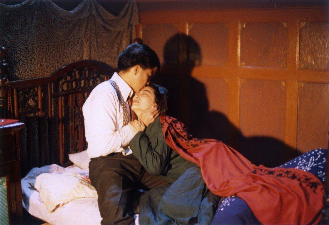「滾滾紅塵」被媒體譽為是「東方版『亂世佳人』」。圖/甲上娛樂提供