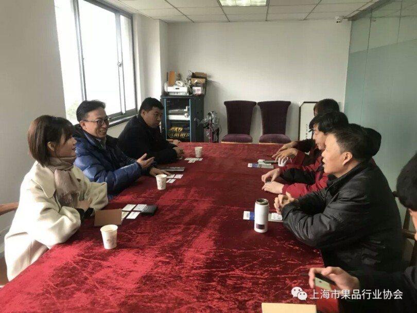 台灣貿易中心上海代表處邀請上海市果品行業協會今年5月台灣水果陸續成熟時,赴台灣水...
