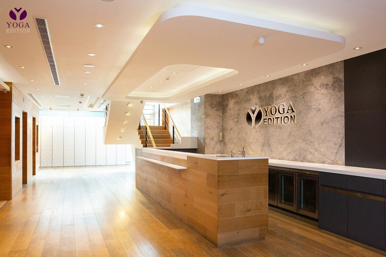 YOGA EDITION敦南旗艦館,將於今年4月舉行盛大開幕活動。圖/業者提供