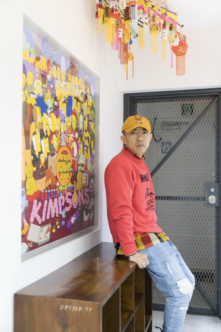 日本潮流教父NIGO。圖/蘇富比提供
