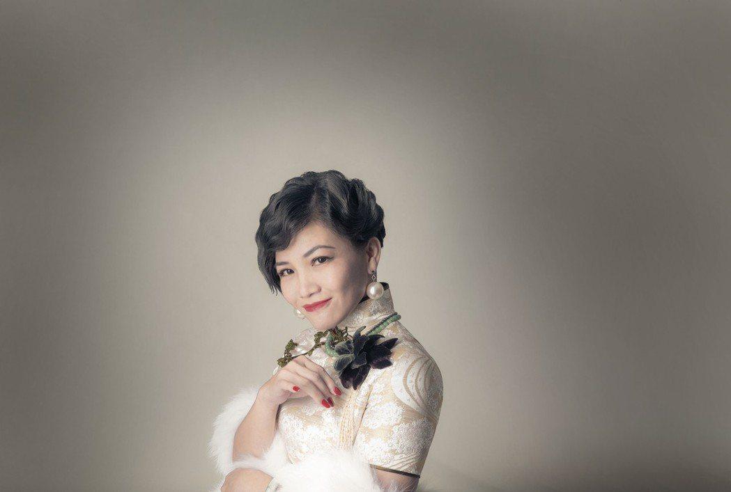 黃妃推出新專輯「我若是黃倩倩」。圖/米樂士娛樂提供
