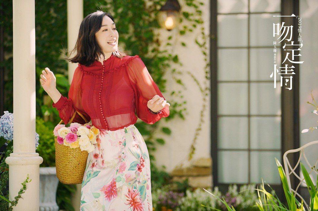 鍾麗緹和女兒的相處像朋友。圖/京騰娛樂提供