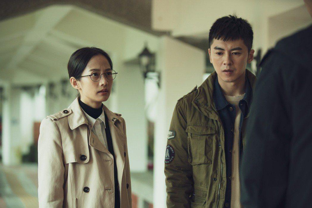 李國毅與簡嫚書合作《靈異街11號》