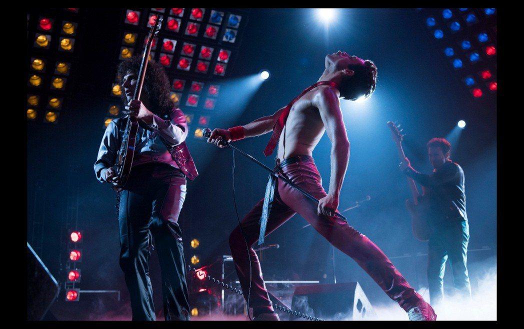 「波希米亞狂想曲」是今年奧斯卡影帝熱門大片。圖/摘自imdb