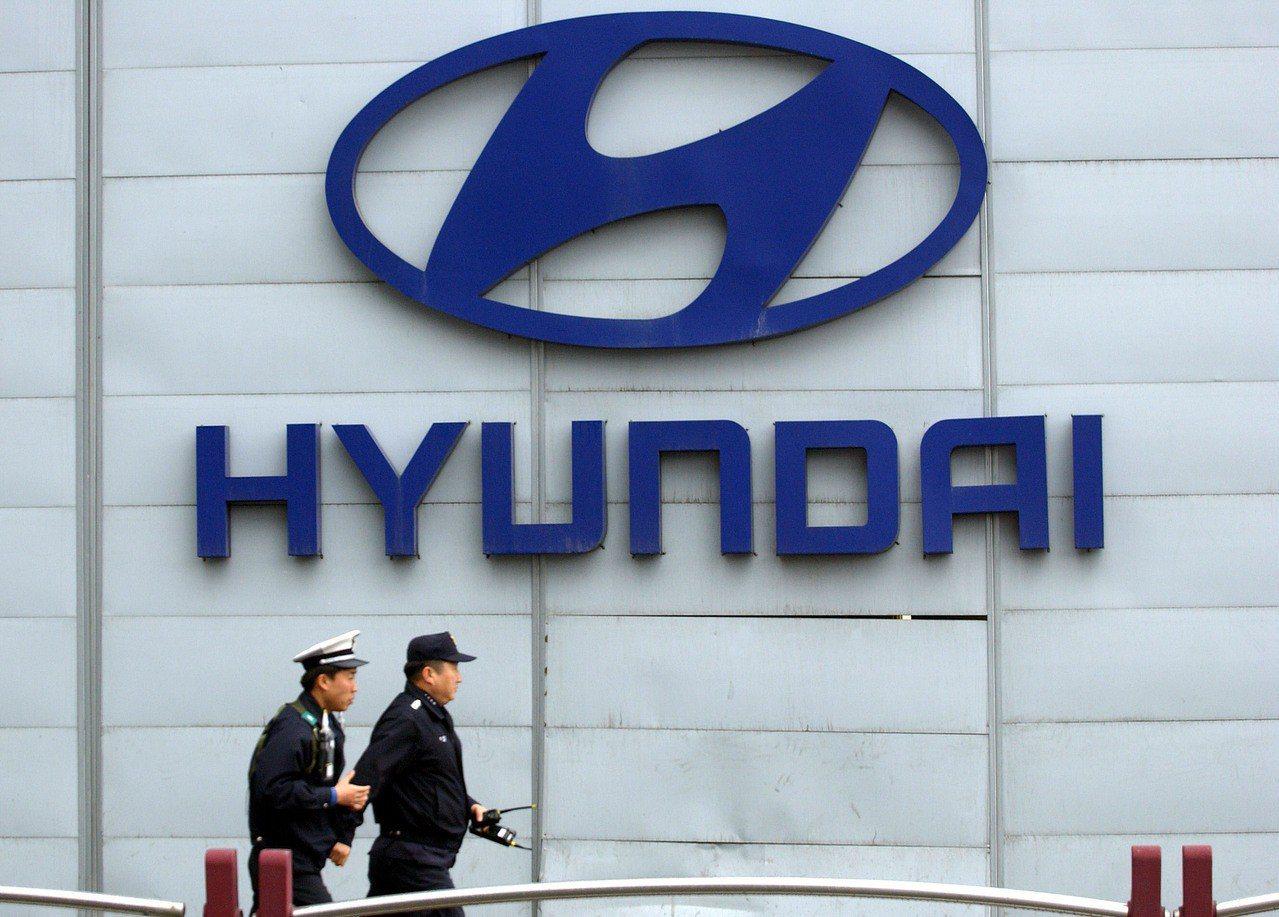 現代汽車元月斥資530億韓元投資光州的一家汽車組裝廠,與光州廣域市政府各別持有1...