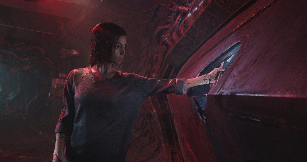 「艾莉塔:戰鬥天使」全台票房已破2.2億。圖/摘自Youtube