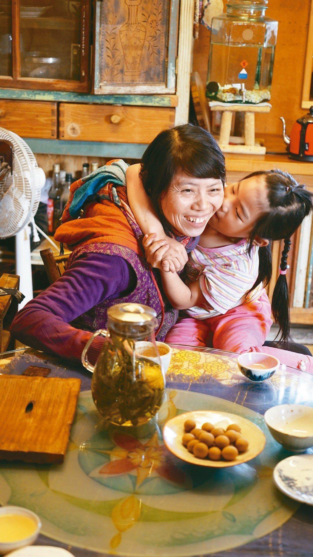 李代賢期待下次自己動手蓋房子,要帶著女兒一起打造。 圖/願景工程