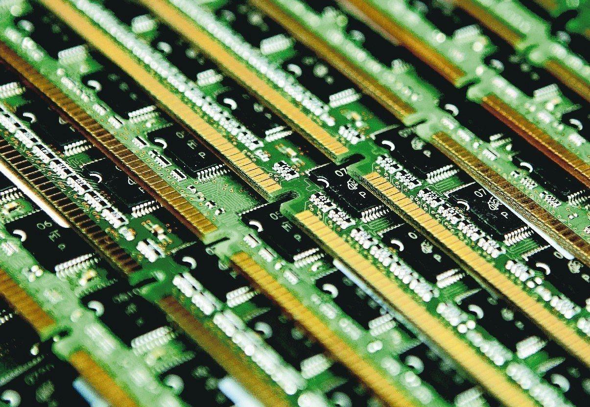 台燿為國內四大銅箔基板廠之一。 聯合報系資料照