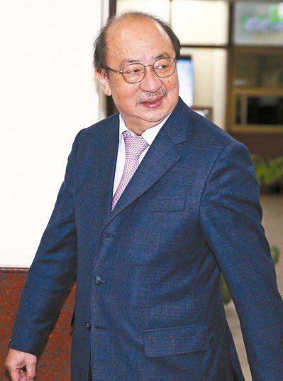 前總統馬英九被控洩密案在高等法院開庭,柯建銘也到場。 記者杜建重/攝影