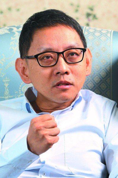 華新科董事長焦佑衡。 聯合報系資料照片