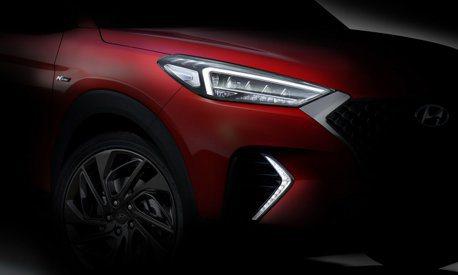 Hyundai預告有玄機 Tucson要推出N Line車型了?