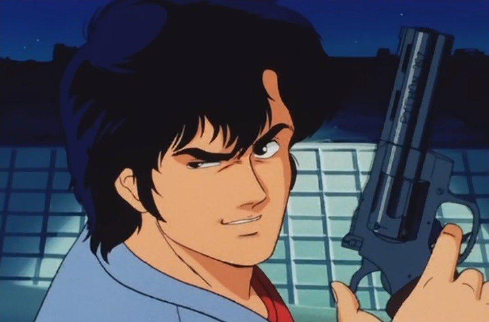 冴羽獠一槍就能打下直升機現在看來實在太過唬洨,但正是我的中二少年時期的超帥偶像。...