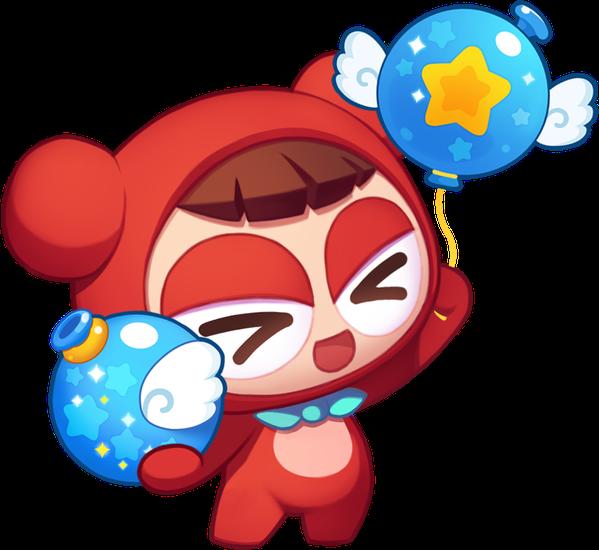 「天使水球」、「天使氣球」送給你!