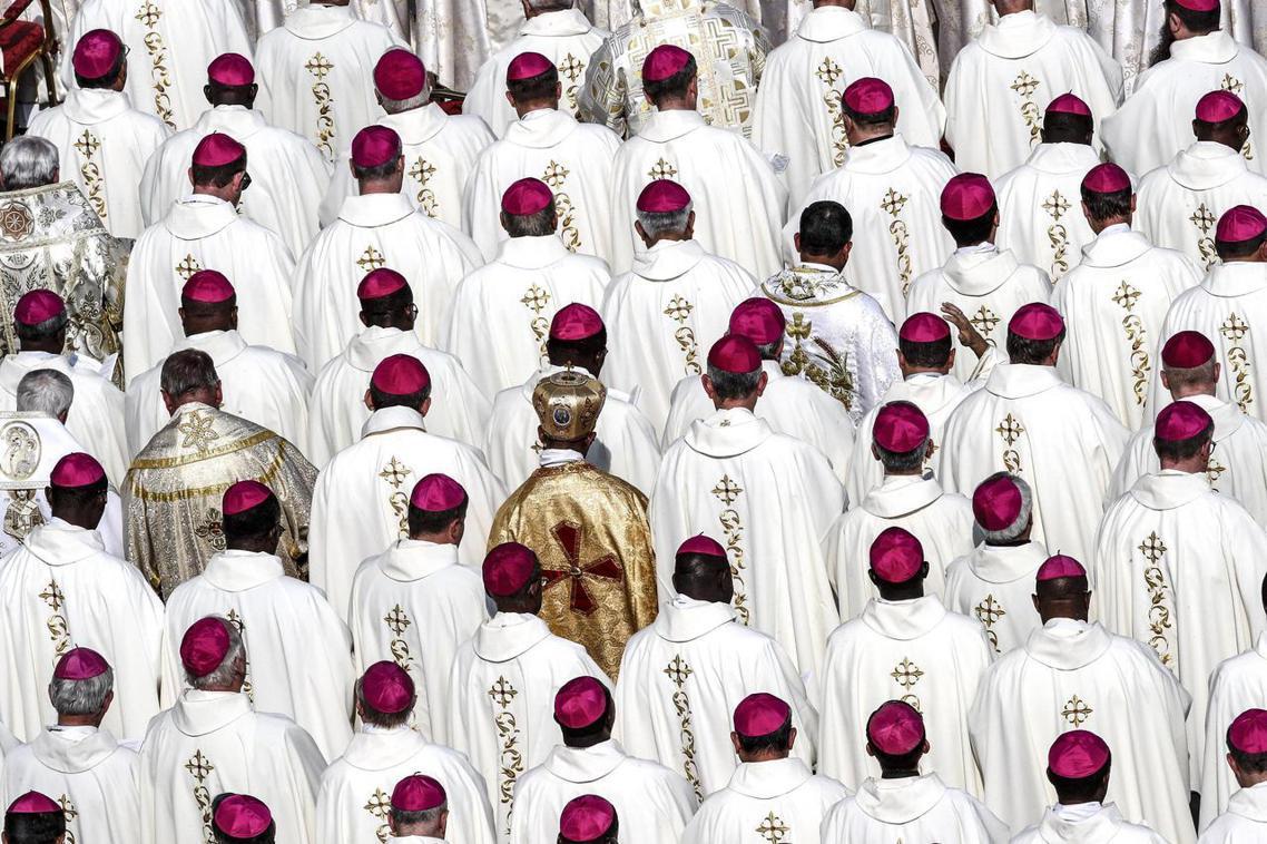 梵諦岡日前向外界證實,天主教會內部存在已久但不能說的秘密:必須禁慾獨身的神職人員...
