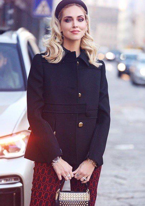 義大利時尚網紅Chiara Ferragni、大陸女星俞飛鴻等人也都是現身看秀。...