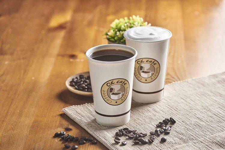 本周六(2月23日)補班日,OKCafe於全台門市推出現煮咖啡大杯美式、大杯拿鐵...