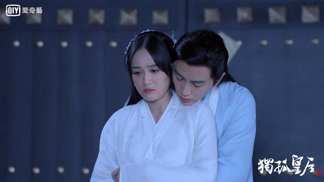 「獨孤皇后」由陳喬恩、陳曉主演。圖/愛奇藝台灣站提供