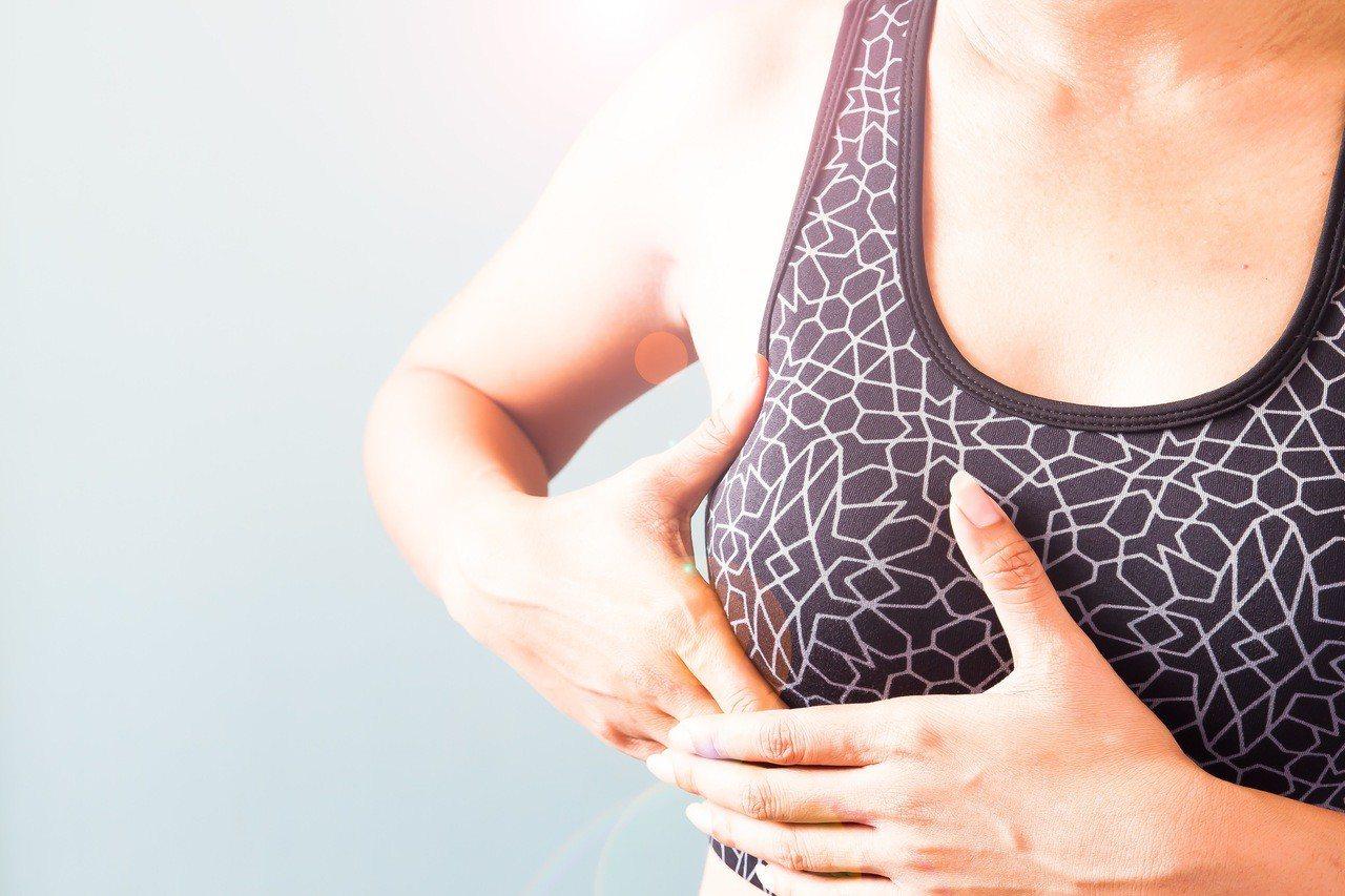 新型的乳房攝影機器已大幅降低不適感。 示意圖/ingimage