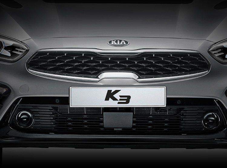 Kia的虎鼻式水箱護罩,是一種相當具有識別性的特徵。 摘自Kia