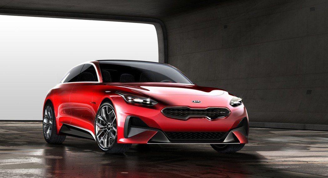 圖為Kia Proceed Concept (現行版ProCeed的設計雛形)。...