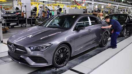 第二代Mercedes-Benz CLA正式投產 CLA Shooting Brake預約日內瓦亮相!