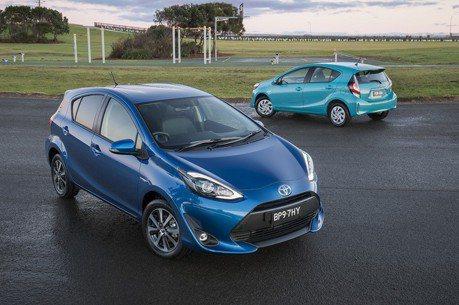 它的出現讓Toyota Prius C顯得多餘?22.2km/l平均油耗