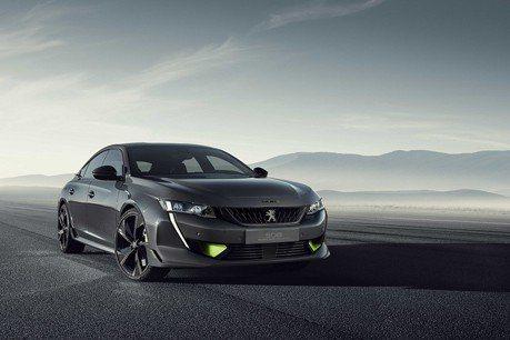 Peugeot 508 Sport Engineered Concept搶先曝光!4.3秒完成0-100k/h加速!