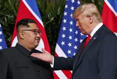 川金會:川普不談撤駐韓美軍 又稱談判桌上什麼都談