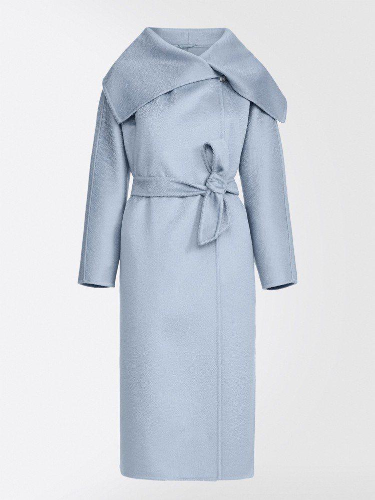 2019春夏Gail大衣,價格店洽。圖/Max Mara提供