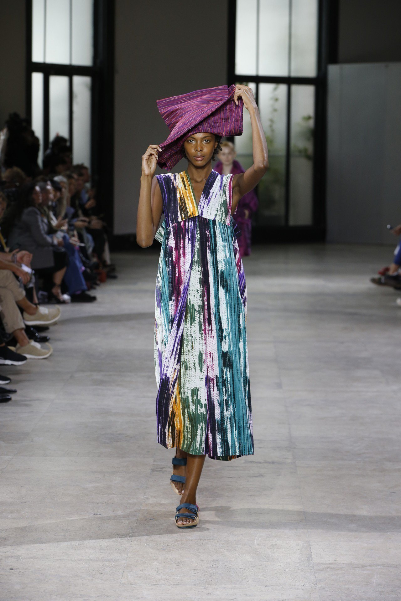 DOUGH DOUGH以手做為出發,增加衣服的創造性。圖/ISSEY MIYAK...