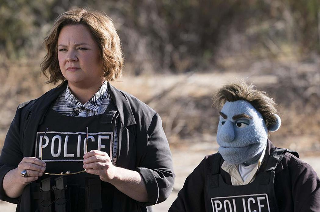 今年奧斯卡準影后梅莉莎麥卡錫以「歡樂時光謀殺案」先拿下金酸莓獎最差女主角。圖/摘...