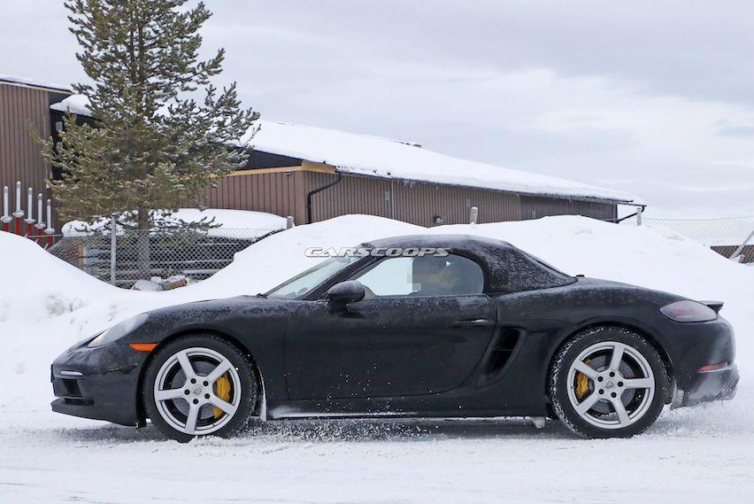 Porsche Boxster將有新動力 是令人嚮往的六缸!