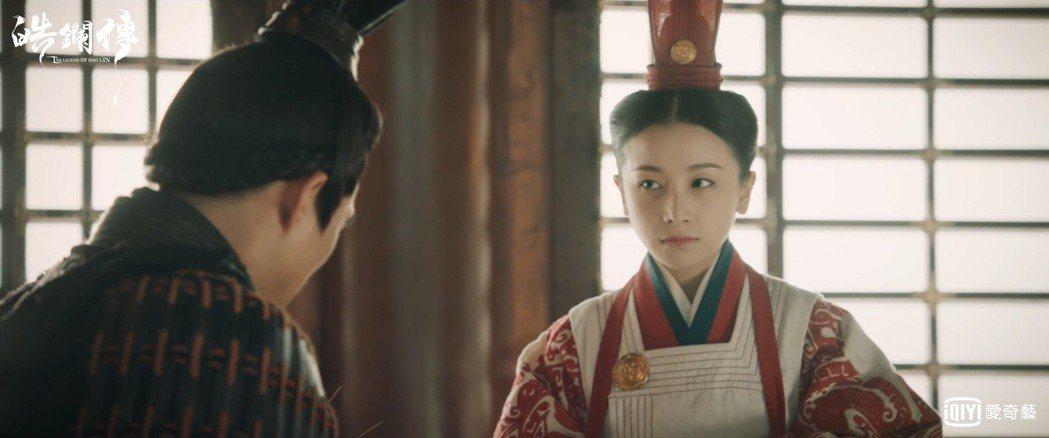 姜梓新飾演女醫。圖/愛奇藝台灣站提供