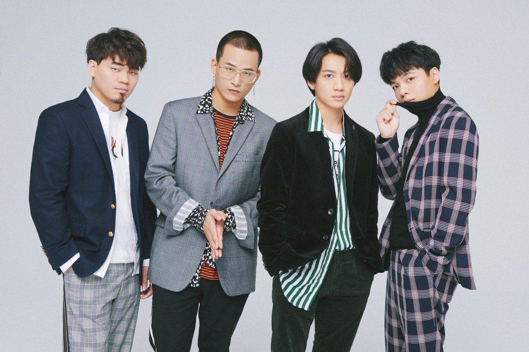 茄子蛋將在3月於台北、台中開唱。圖/Legacy提供