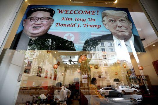 距離越南川金二會舉行還有3天。歐新社