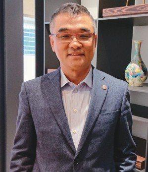 海悅國際總經理王俊傑 陳美玲/攝影