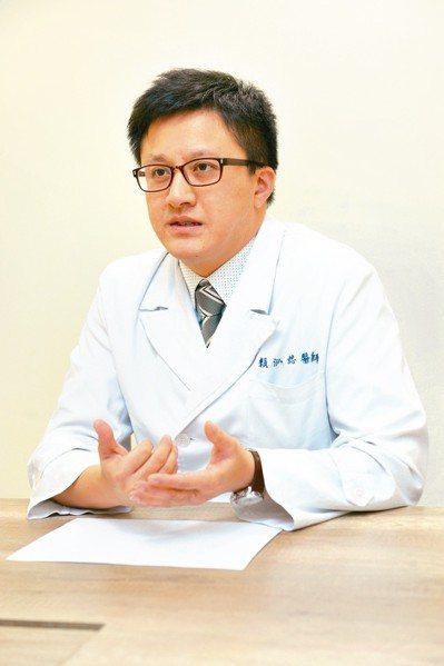 新光醫院血液腫瘤科主任賴泓誌表示,臨床上接觸許多男性患者因接觸菸酒檳榔等致癌物質...