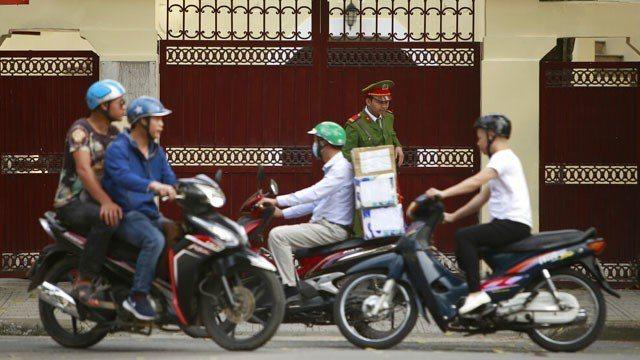 川金二會舉行地點在越南首都河內。歐新社