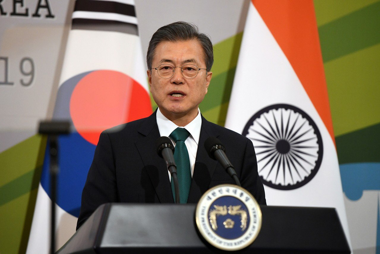 南韓總統文在寅今天表示,「韓半島(朝鮮半島)命運由我們主宰,我們將站在歷史舞台」...