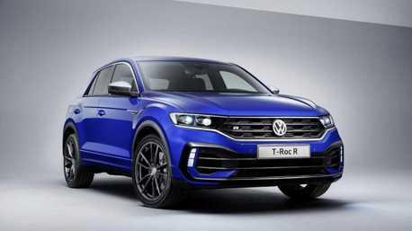 300匹馬力 4.9秒破百! Volkswagen T-Roc R性能休旅搶先曝光!