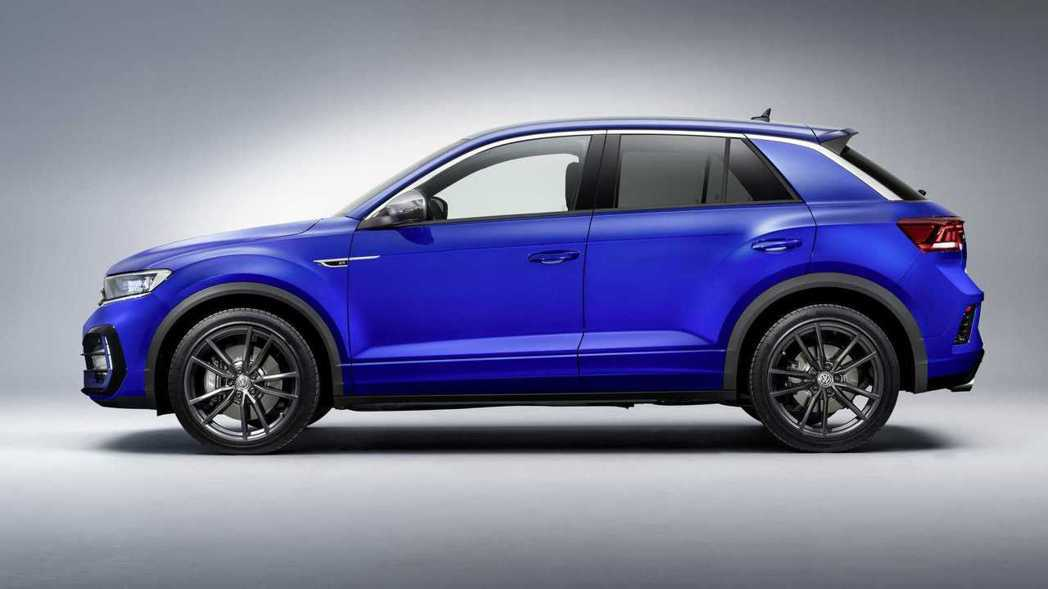 Volkswagen T-Roc R。 摘自Volkswagen