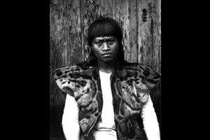 于詩玄/lrikulau,神的心上物——魯凱文化與雲豹復育的可能