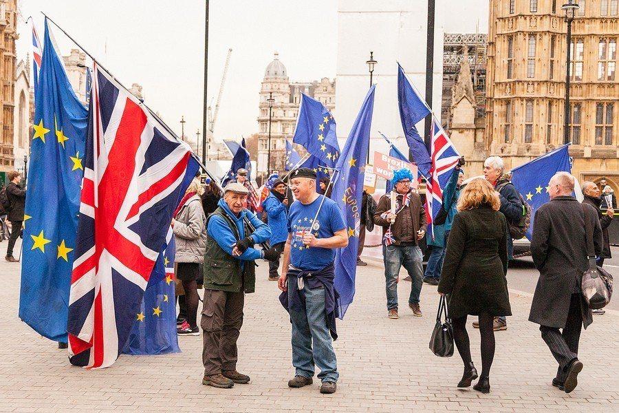 英國脫歐與否已造成社會分裂與對立,教會呼籲基督徒扮演和平使者的角色。(Photo...
